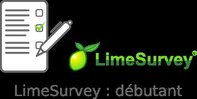 LimeSurvey débutant